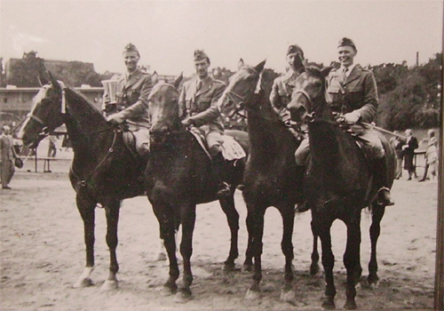 horse playing in the army 21 cavalry photos you have to see to believe or jumping a four-foot fence with two horses and a loaded machine gun pack the famed army horse at fort.