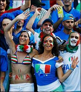 fotboll italien