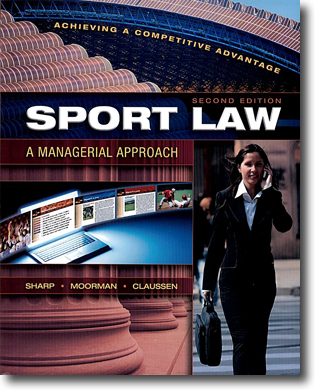 Books sports law resources libguides at the ohio state.